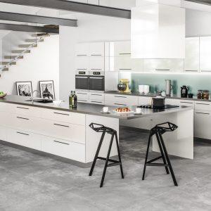CNC Cabinetry Classic Milano White