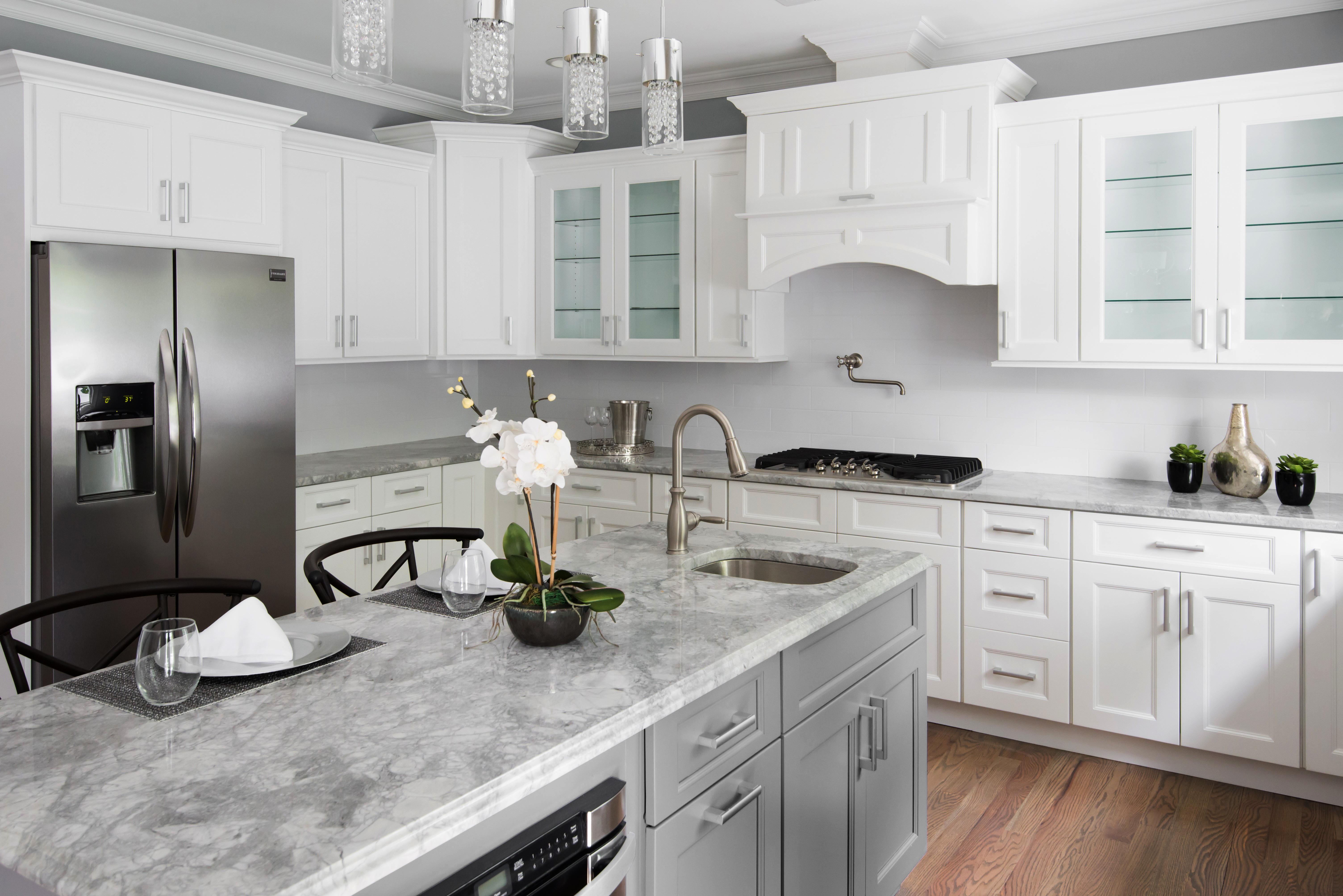 Fabuwood Allure Nexus Frost Kitchen Cabinets Nj Art Of