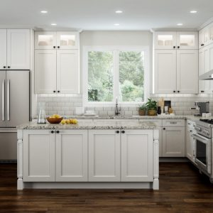 CNC Cabinetry Concord Elegant White