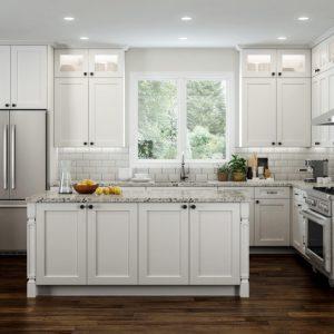 CNC Cabinetry Concord Elegant White
