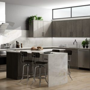 CNC Cabinetry Classic Matrix Silver