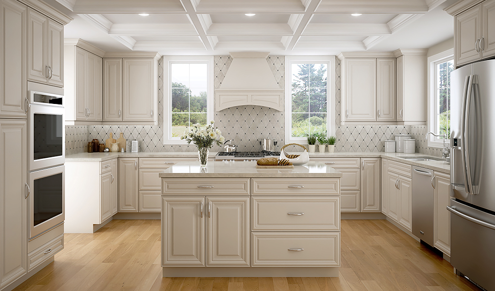 Incroyable CNC Cabinetry Concord Harmony Pearl