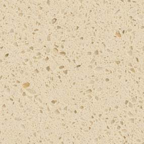 Almond Roca Quartz Countertop