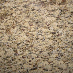 Amber Yellow Granite Countertop