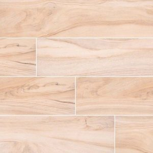 Aspenwood Artic Porcelain Wood Look Tile