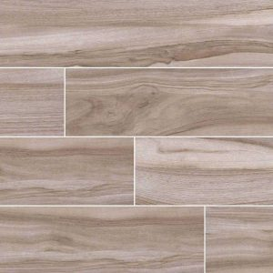Aspenwood Ash Porcelain Wood Look Tile