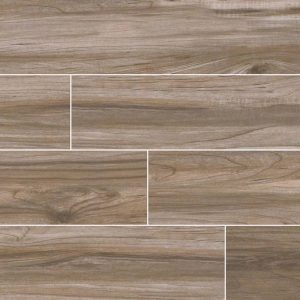 Beige Carolina Timber Ceramic Wood Look Tile