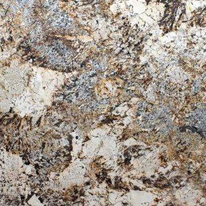 Caravelas Gold Granite Countertop