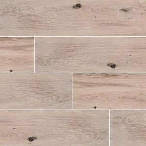 Palmetto Fog Porcelain Wood Look Tile