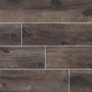 Country River Moss Porcelain Wood Look Tile