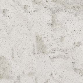 Pelican White Quartz Countertop