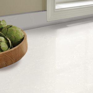 Perla White Quartz Countertop Kitchen Cabinets Amp Tiles
