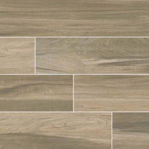 Saddle Carolina Timber Ceramic Wood Look Tile