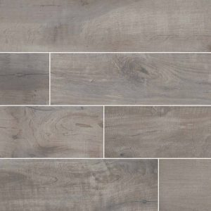 Country River Stone Porcelain Wood Look Tile