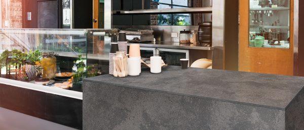 Urban Lava Quartz Countertop