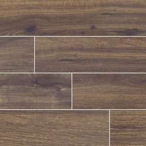 Palmetto Walnut Porcelain Wood Look Tile