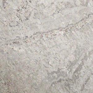 White Supreme Granite Countertop