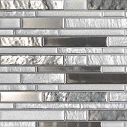 Adara Interlocking 8mm Glass Tile