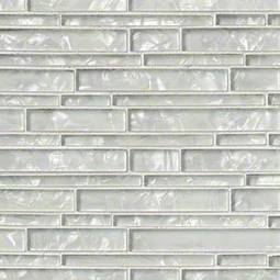 Akoya Interlocking Pattern 8mm Glass Tile