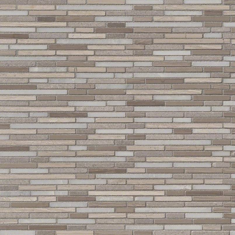 Arctic Storm Bamboo Pattern Kitchen Cabinets Amp Tiles Nj