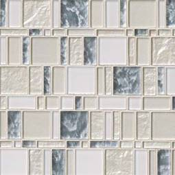 Chantilly Stax 8mm Glass Tile