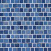 Hawaiian Coast 1x1x4mm Staggered  Glass Backsplash Tile