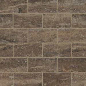 Pietra Venata Noce Subway Tile 2x4