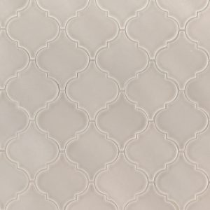 Portico Pearl Arabesque Backsplash Tile