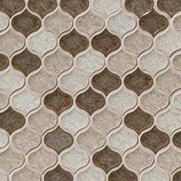 Taza Blend Lantern Pattern Backsplash Tile