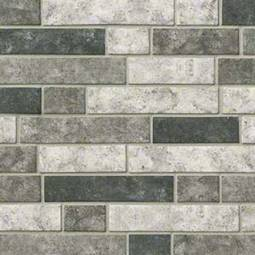 Urban Tapestry Interlocking 6mm Glass Backsplash Tile