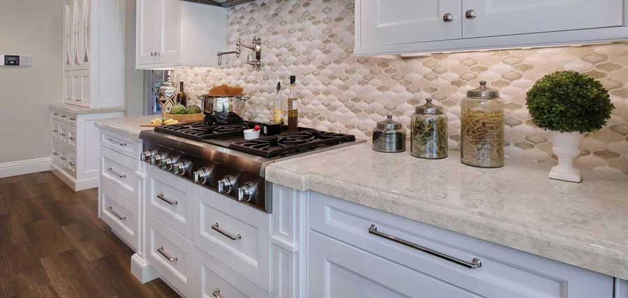quartz countertop pros and cons, black quartz countertop
