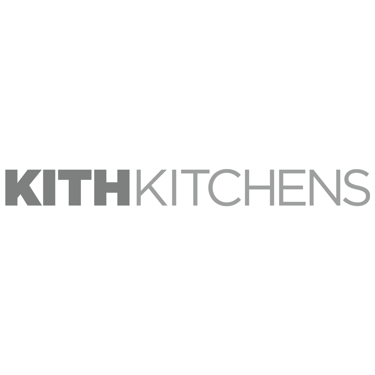 Kith kitchens cabinetry logo