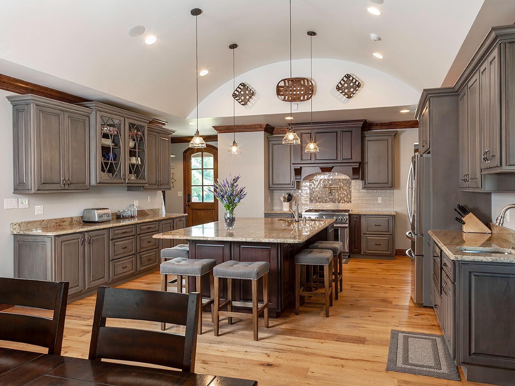 Sterling On American Poplar Standard Overlay Using Square Raised Door Kitchen Cabinets Tiles Nj Art Of Kitchen Tile